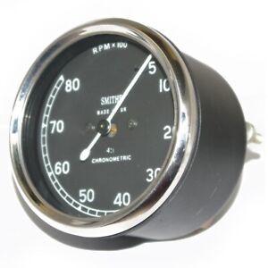 Replica-Smiths-Tacho-Meter-5-8000-Rpm-Tachometer-Universal-For-Bikes