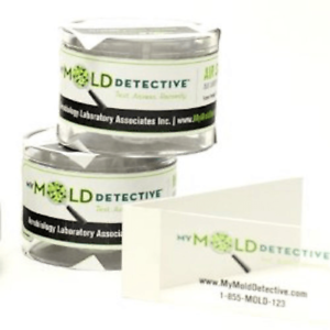 My Mold Detective MMD 203 Accessory Sample Kit 3 Rooms