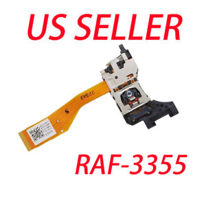 New RAF-3355 Laser Lens Replacement For Nintendo Wii D3-2 D4 DVD Drive