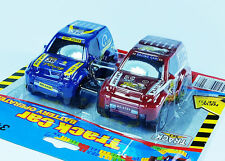 New Fun Flexible 2Pcs Track Cars Variable Track Set Battery Operated Replacement