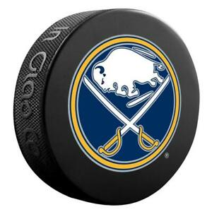 Buffalo Sabres Basic Style Hockey Puck (New) Canada Preview