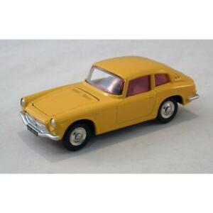 Honda S 800 - Yellow (1408) Atlas reproduced 'Dinky'
