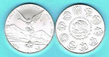 MEXICO - LIBERTAD 2012 1 ONZA PLATA PURA - LIBERTY 1 OZ. SILVER