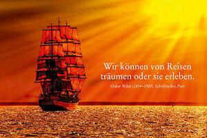 Oskar-Wilde-Saying-Sailing-Ship-Tin-Sign-Shield-Arched-Tin-Sign-20-x-30-CM