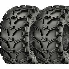 Pair 2 Kenda Bearclaw XL 24x10-11 ATV Tire Set 24x10x11 K299A 24-10-11
