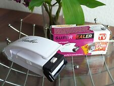 SUPER SEALER as Seen on TV-SALDATORE per pellicola-MINI SEALER-diapositive SALDATORI