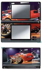 Details Zu Haut Sticker Aufkleber Deko Für Nintendo Ds Lite Ref 9 Cars