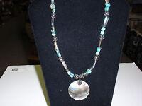 "Park Lane Jewelry, ""ALOHA"" Necklace, gunuine abalone, New!!!"