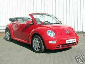 vw new beetle cabrio verdeck repairset reparatur set ebay. Black Bedroom Furniture Sets. Home Design Ideas