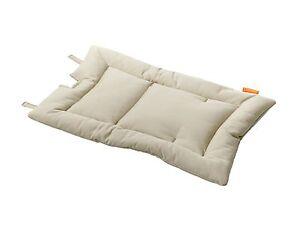 vanilla-Sitzkissen-zum-Leander-Stuhl-Babyhochstuhl-Kinderstuhl-NEU