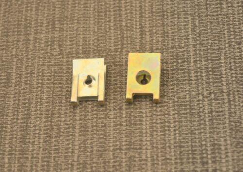 TOYOTA Rivetto PARAURTI PORTA CARD FENDER SPLASH GUARD Rivetto Tagliare Clip 10x