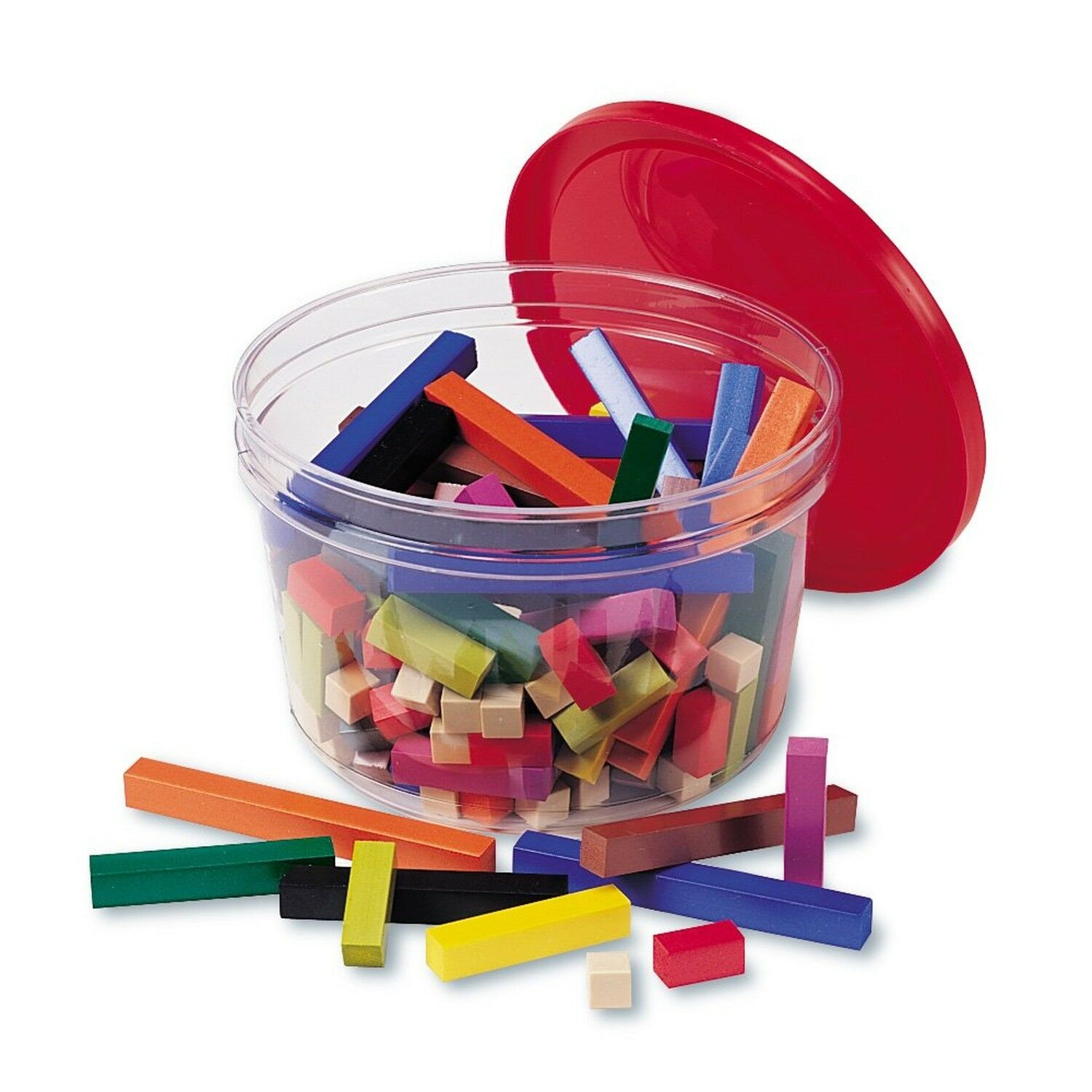 Learning Resources Cuisenaire Rods Small Group Set (Set (Set (Set of 155) 2a6f02