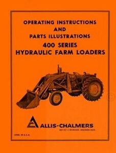 ALLIS-CHALMERS-D14-D15-D17-WD45-Loader-Operators-Manual