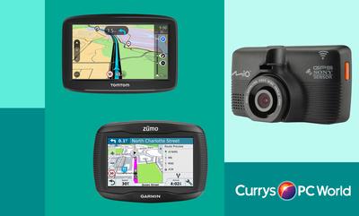 Great Sat Nav & GPS Deals