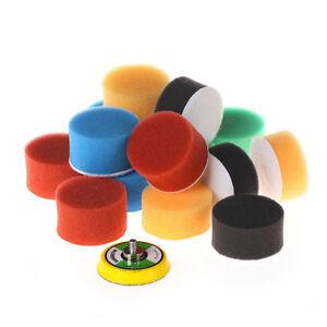 SPTA-16Pcs-2Inch-Sponge-Polishing-Pads-Buffing-Pads-Waxing-Pads-For-Polisher