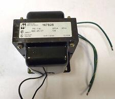 New Hammond 167s25 Power Transformer 250 Va 115 Pri V 25 Sec V 60hz Tested