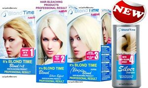 directions hair lightening kit instructions