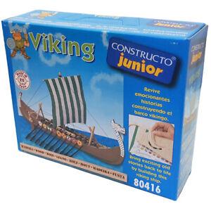 CONSTRUCTO JUNIOR VIKING BARCA KIT