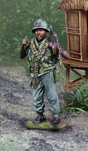 Collectors Showcase Guerre du Vietnam CS01026 peloton Keith David comme roi Comme neuf IN BOX