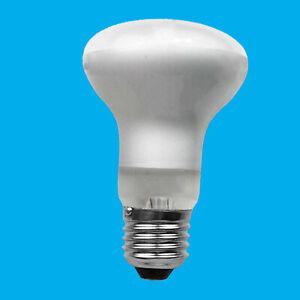 Halogen R63 Dimmable Pearl Reflector Spot Light Lamp ES E27 Bulb =60W 1x 48W