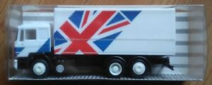 Herpa Man F90 6x2 Rigid 034Union Flag034  187th 034HO034 Scale  Mint and Boxed - Eastleigh, United Kingdom - Herpa Man F90 6x2 Rigid 034Union Flag034  187th 034HO034 Scale  Mint and Boxed - Eastleigh, United Kingdom