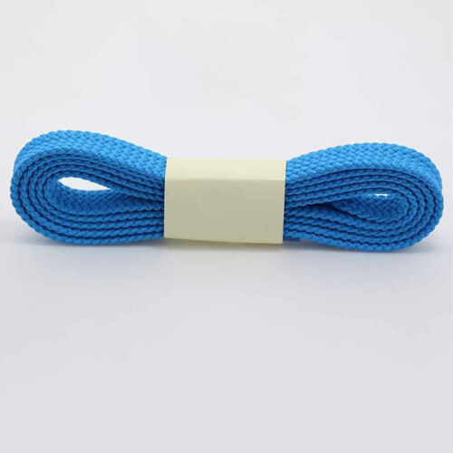 Thick Flat Rope Runner Running Sport Shoe Laces Wide Shoelaces Shoestring 120cm