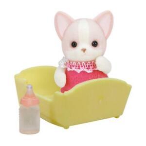 Sylvanian Families Chihuahua Baby Kinder Kind Ines Hund Figur Figuren 3423