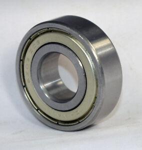 "R6-ZZ C3 Premium Shielded Ball Bearing, 3/8""x7/8""x9/32"" (Qty. 10)"