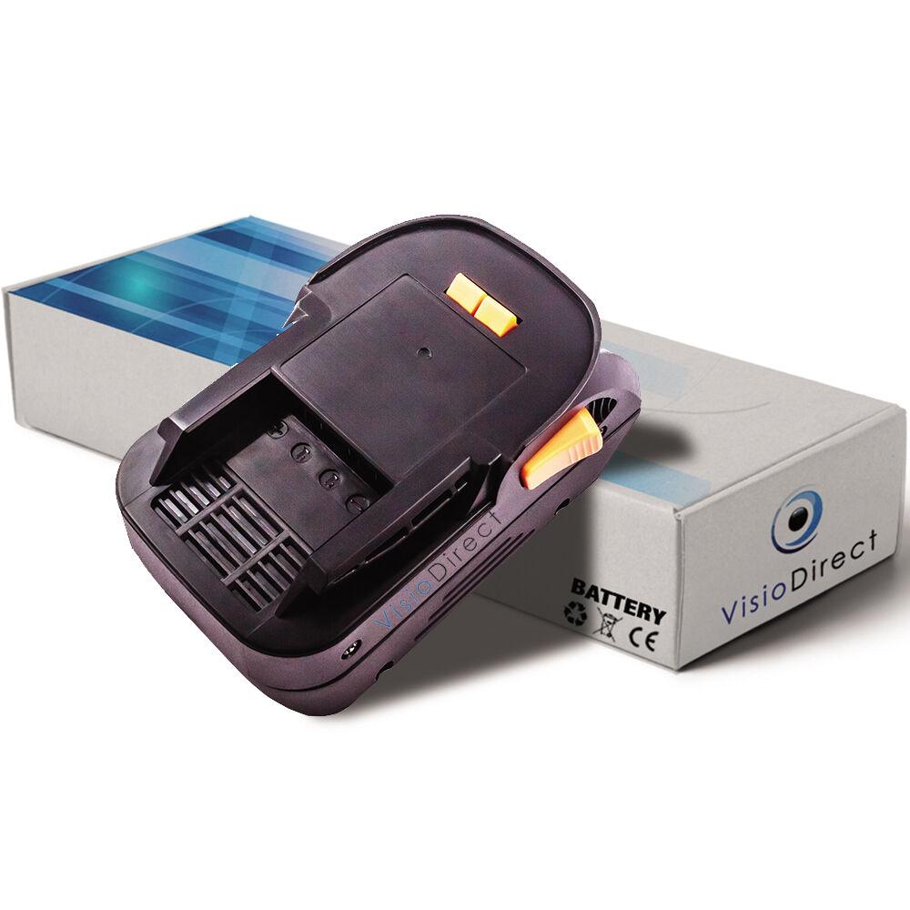 Batteria Batteria Batteria 18V 3000mAh per RIDGID 130383001 b6166e