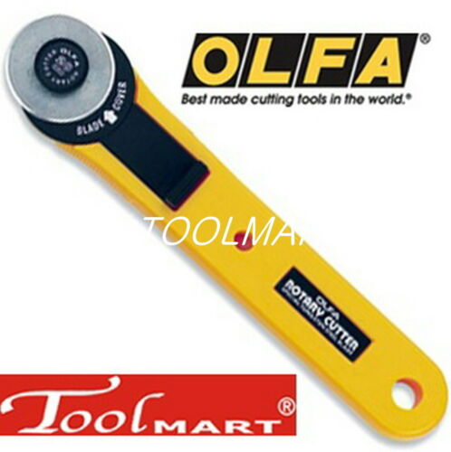 OLFA RTY-1//G 28 mm Small Rotary Cutter Quilting Sewing General Quilting Genuine