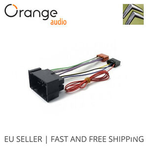 details about wiring harness adapter for citroen jumper 14 iso connector stereo plug adaptor nissan engine wiring harness citroen wiring harness #8