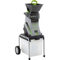 Earthwise Gs70015 Garden Electric Chipper Shredder Lawn Yard Leaf Mulcher