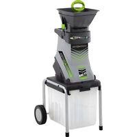 Earthwise Gs70015 Garden Electric Chipper Shredder Lawn Yard Leaf Mulcher