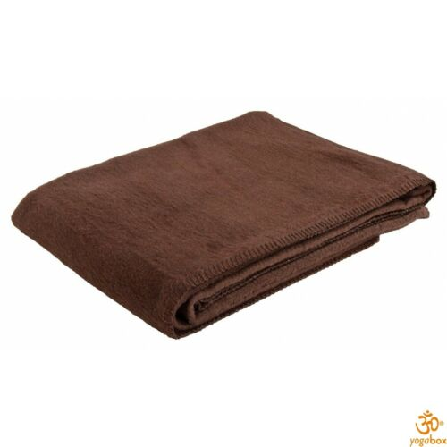 Coton Made in Germany 100 x 150 cm Chocolat