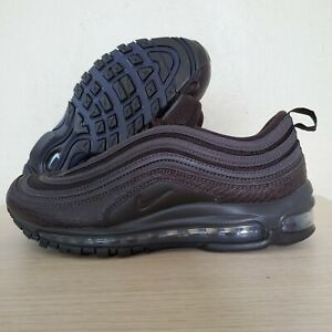 Details about Nike Air Max 97 SE Velvet Brown Gridiron Running Shoes Size 9.5 ( AQ4126 201 )