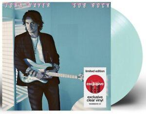 John Mayer - Sob Rock Exclusive Clear Colored Vinyl LP