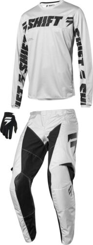 Shift White Label Salar Combo Jersey Pant MX Motocross Dirt Bike ATV MTB Gear