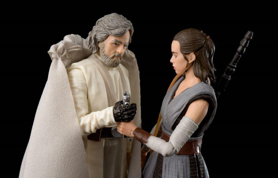 elige tu favorito San Diego comic-con 2017 Estrella Estrella Estrella Wars  The Last Jedi Exclusivo Luke Skywalker & Rey Figuras De Acción  solo para ti