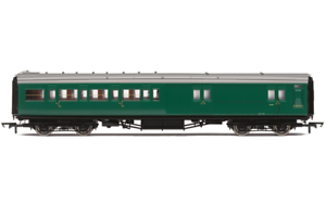 Hornby R4841 Br Ex Sr Maunsell 4 Compartiments Frein 2nd S 3233 Neuf