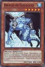 Drago di Ghiaccio - Dragon Ice YU-GI-OH! BP02-IT057 Ita RARA MOSAICO 1 Ed.