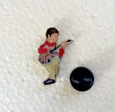 Oasis Noel Gallagher Maine Rd Pin Badge A Guy Called Minty & Casual Connoisseur.