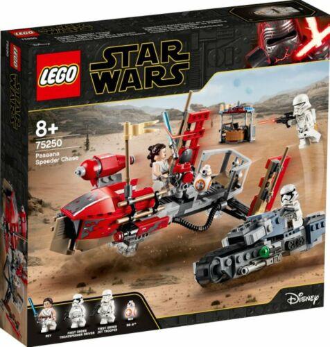 LEGO®  75250 Star Wars Pasaana Speeder Jagd Bauset Autos Treadspeeder Transport