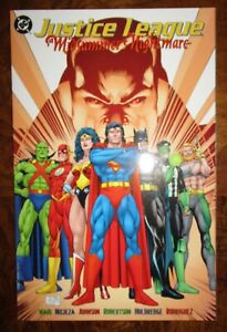 Justice-League-Midsummer-039-s-Nightmare-TPB-DC-1996-2nd-Print-Great-shape-Waid-JLA