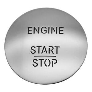 Keyless-Go-Start-Stop-System-Push-Button-Engine-Ignition-Switch-2215450714Silver