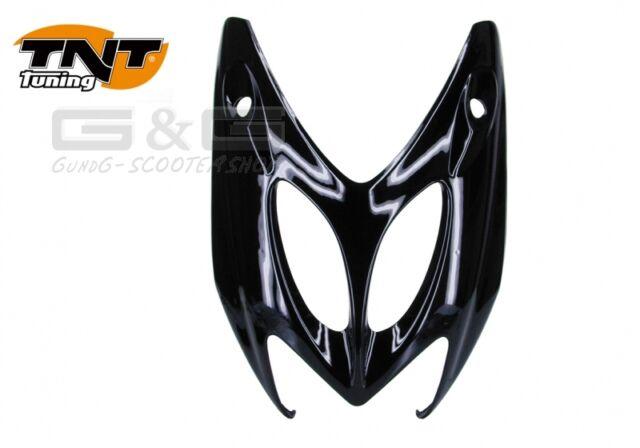 Carenado Delantero Revestimiento Frontal en Negro para Mbk Nitro Yamaha Aerox