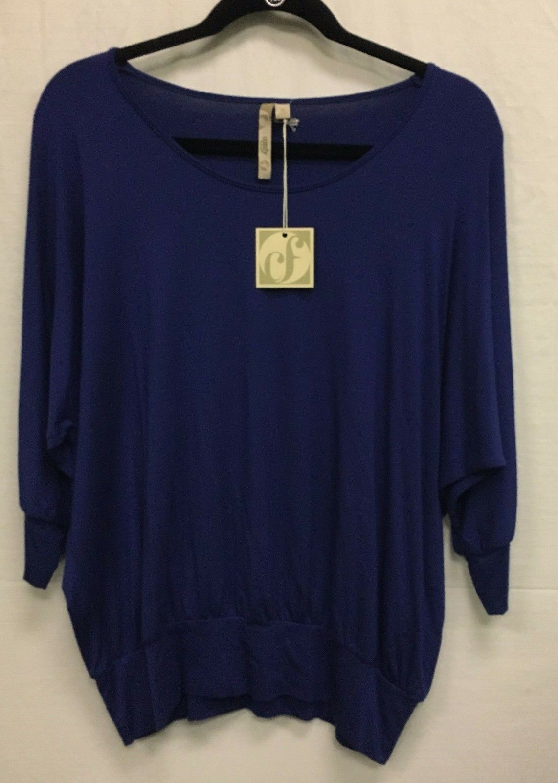 Comfy USA Modal Dolman 3 4 Sleeves Tunic Top Shirt Many colors Sizes Style M580