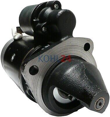 hochwertiger Nachbau Anlasser Fendt MWM Motor Renault 12 Volt 3,1 KW