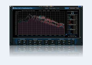 Details about Blue Cat Audio FreqAnalyst Pro Spectrum Analyzer Software  Plug-In E-Delivery