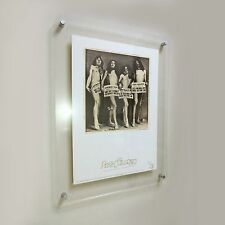 PINK FAIRIES Original Zurückgezogen UK Reunion Poster für T&C London 44.5X63.5cm