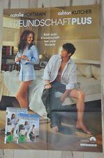 Filmposter Filmplakat A1 DINA1 - Freundschaft Plus - Natalie Portman - Neu